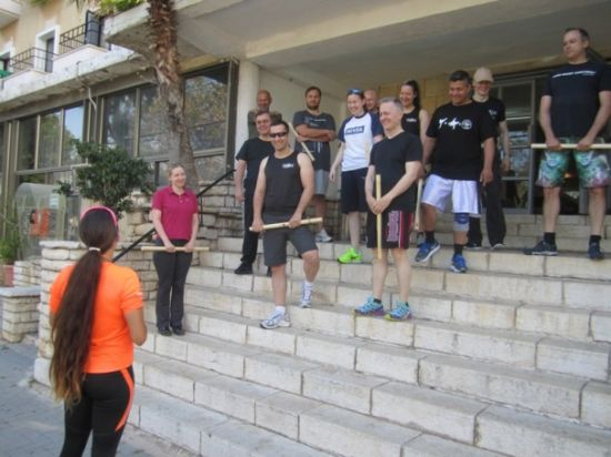 Israel Camp 2014 Fitness